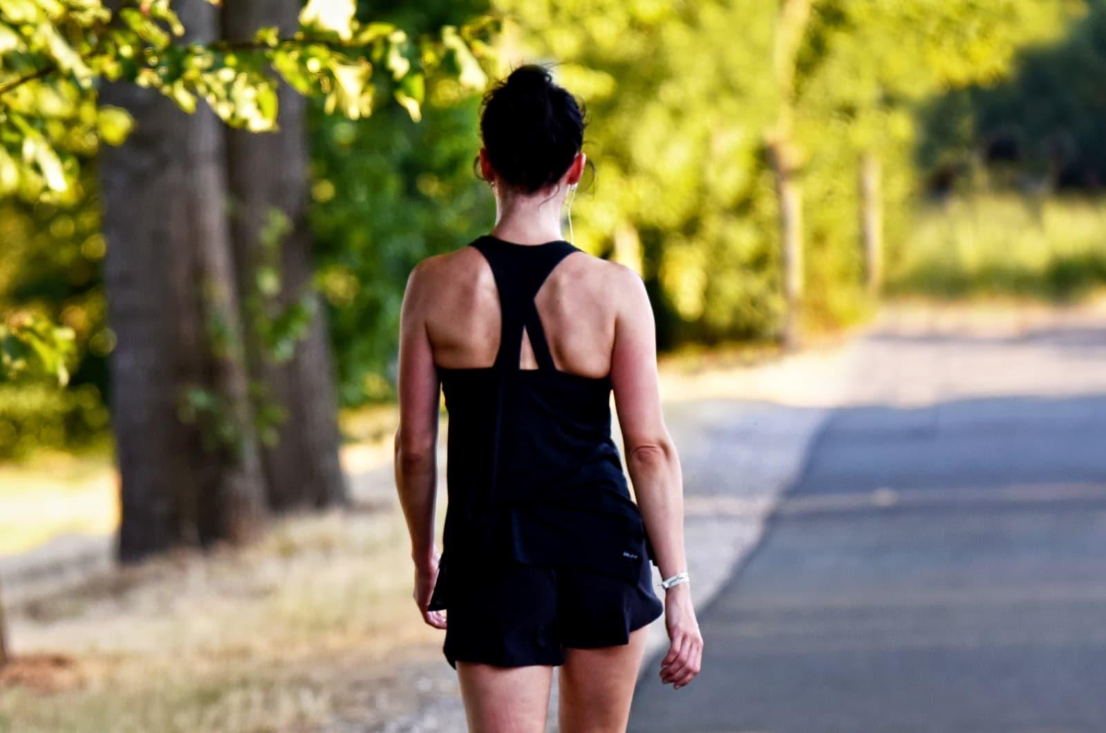 attività aerobica per il dimagrimento
